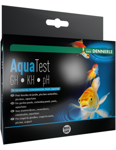 Dennerle Aqua Test GH-KH-pH