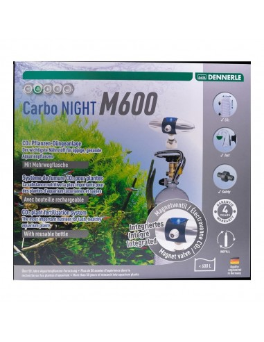 Dennerle Carbo Night M600