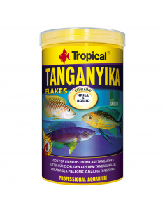 Tropical Tanganyika Tin...