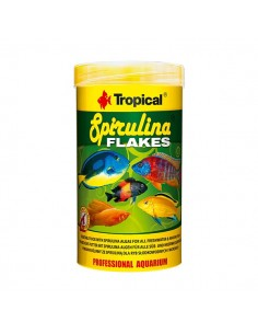 Tropical Spirulina Flakes...