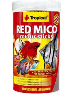 Tropical Red Mico Colour...
